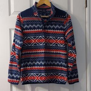 NWOT Vineyard Vines Kids Polar Fleece Sweater